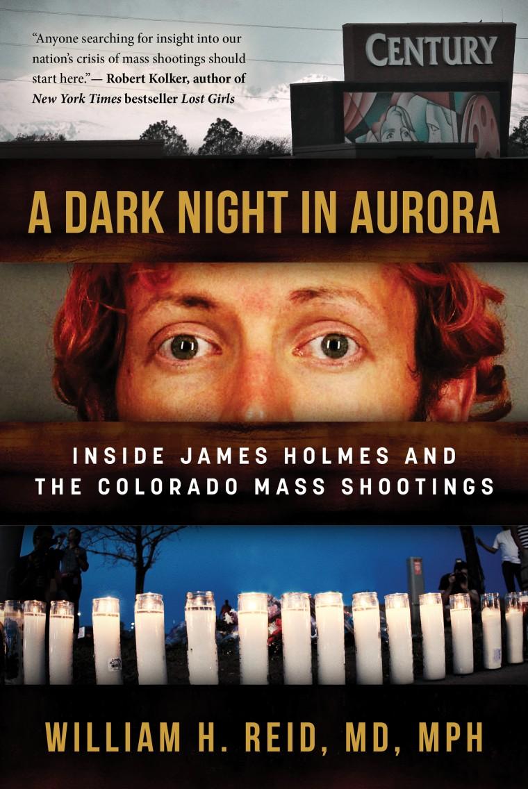 """Image: """"A Dark Night in Autora,"""" by William H. Reid."""