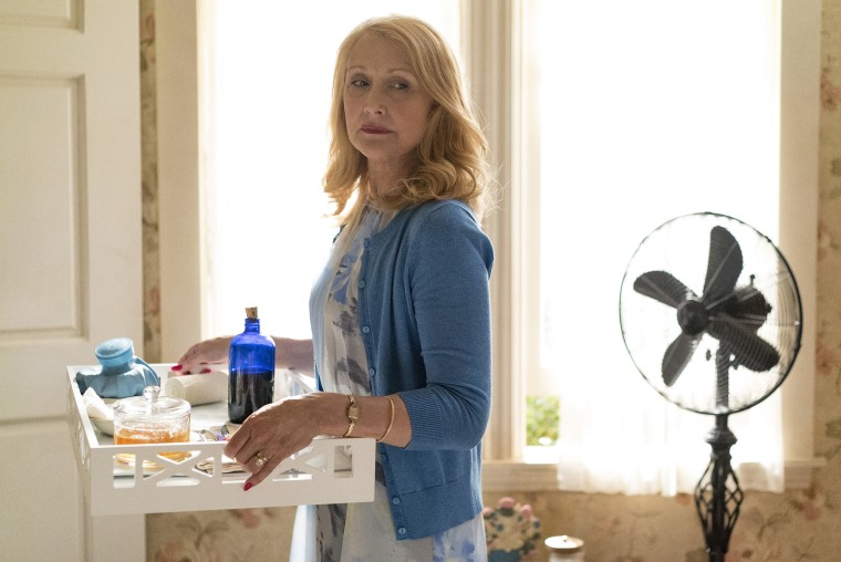 "Image: Patricia Clarkson in HBO's ""Sharp Objects"""