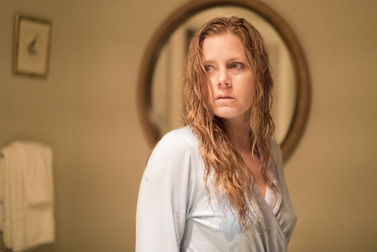 "Image: Amy Adams in HBO's ""Sharp Objects."""