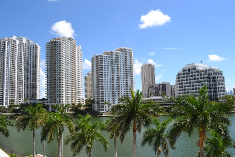 Image: View of Brickell Key