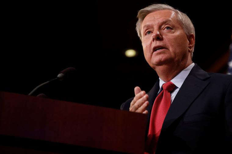 Image: Senator Lindsey Graham