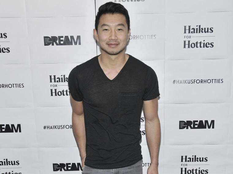 Image: Actor Simu Liu