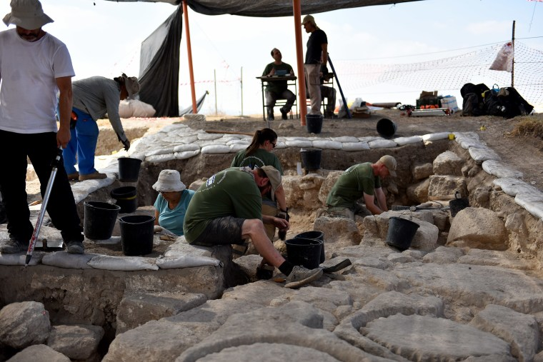 Image: Archaeological recovery program of American veterans