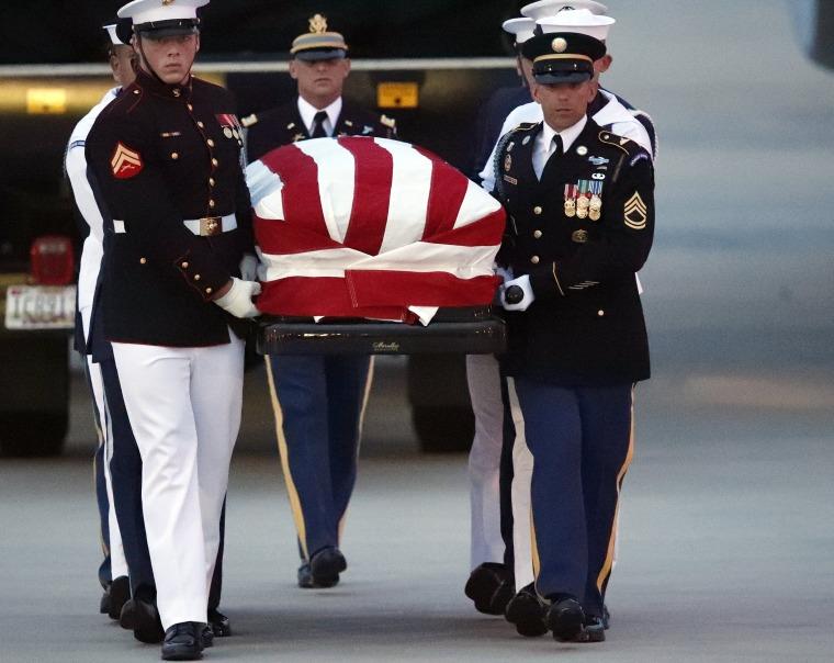 Image: McCain Casket DC
