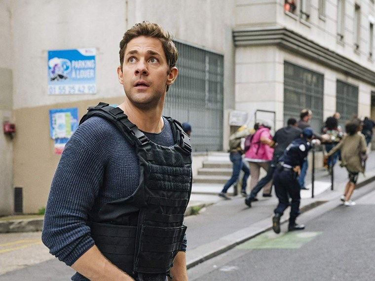Image: John Krasinski as Jack Ryan