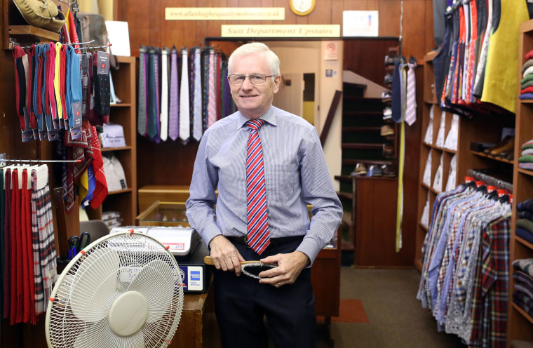 Image: The Brexit effect in Dover, Kent