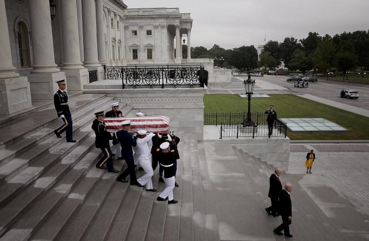 Image: John McCain Funeral