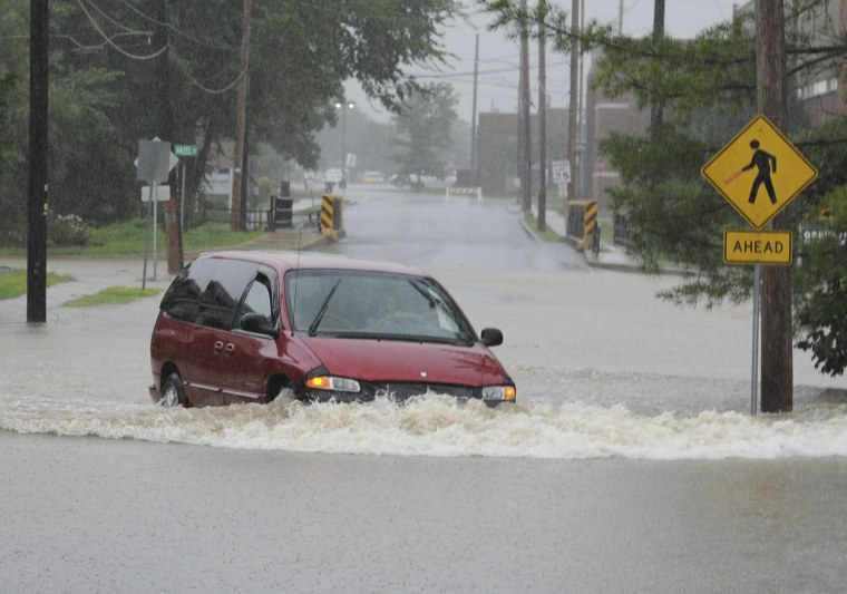Image: Pennsylvania flooding