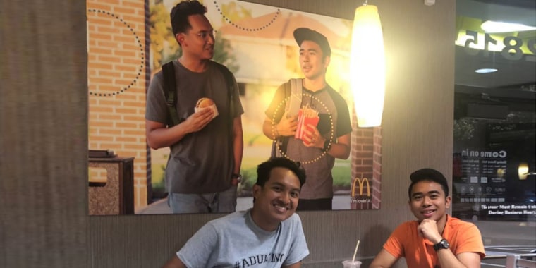 Mcdonald's Diversity On Poster Fake Comments Of Viral Lack
