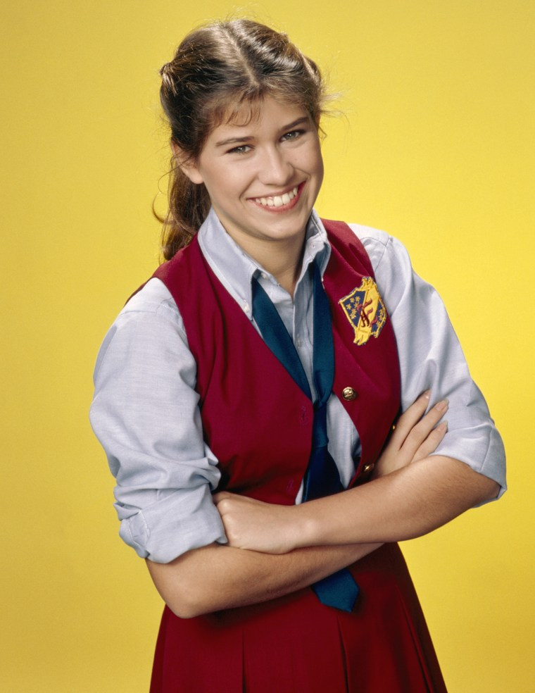 """Facts of Life"" star Nancy McKeon"
