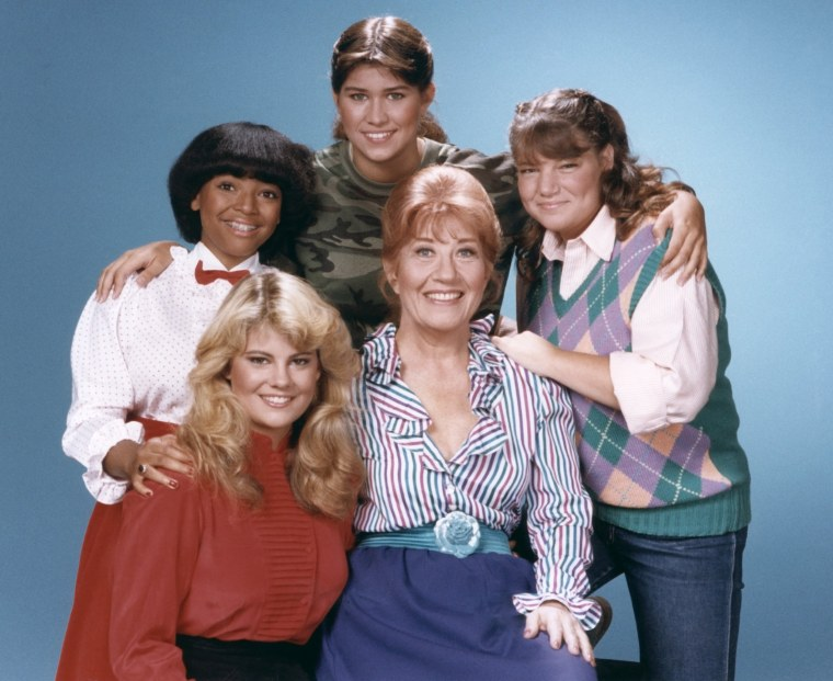 """The Facts of Life"" cast"