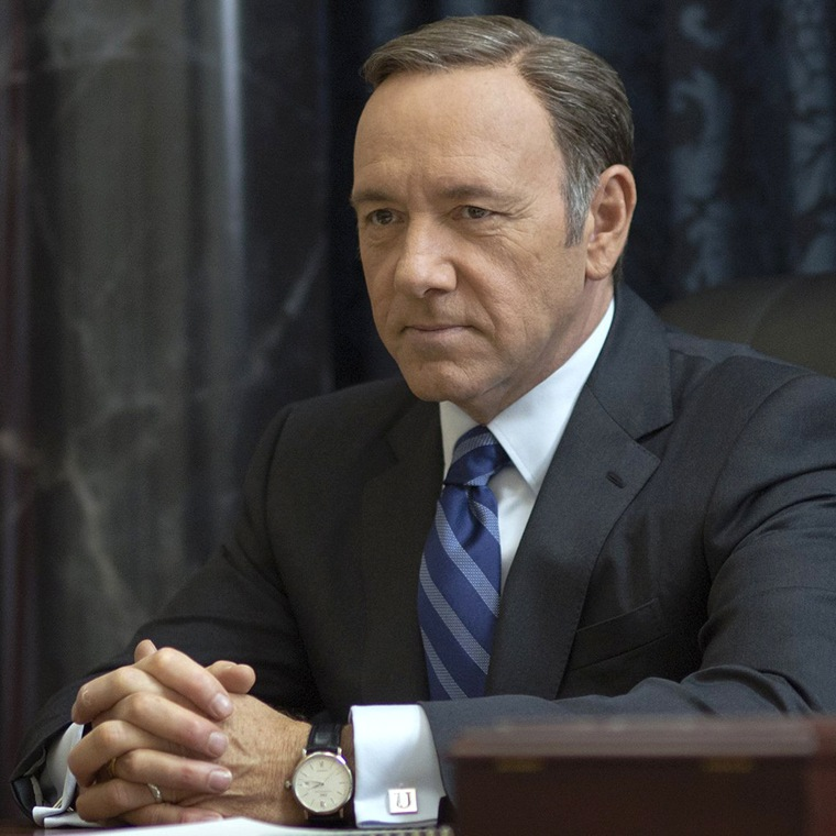 "Spacey will not return for season six of ""House of Cards."""
