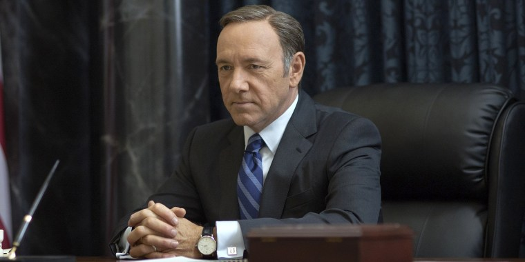 "Kevin Spacey won't return to reprise his role in the final season of the Netflix hit ""House of Cards."""