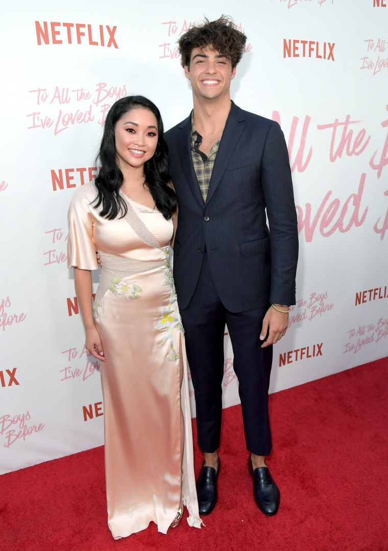 """Noah Centineo and Lana Condor, """"To All The Boys I've Loved Before"""" stars"""