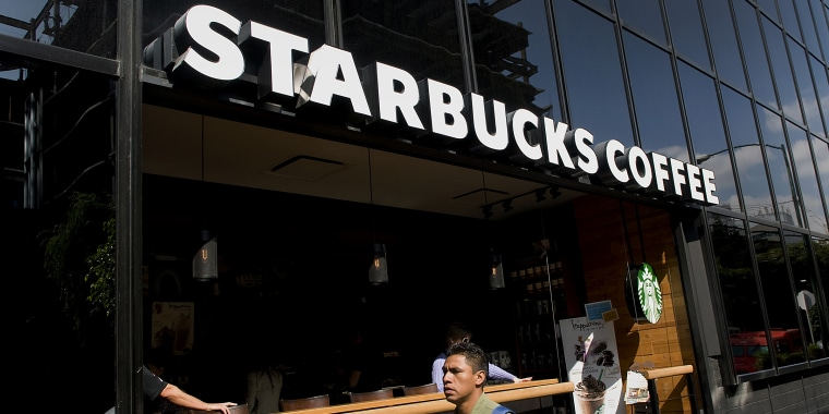 Starbucks opens first store operated entirely by senior citizens