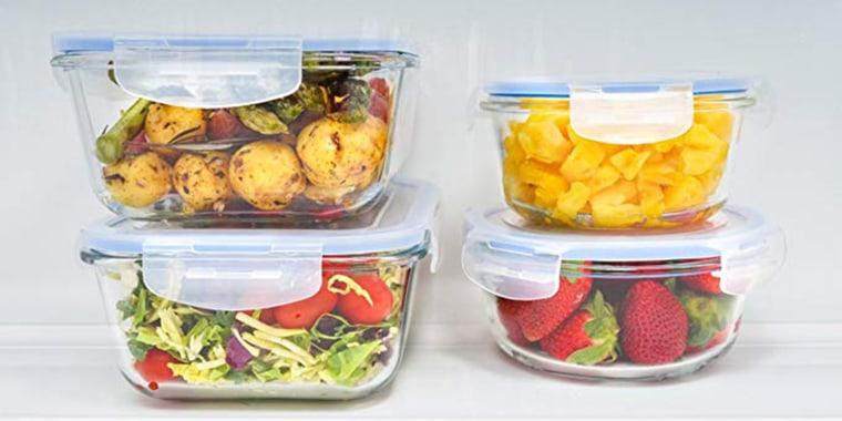 Tupperware deal alert, glass food storage containers, glass tupperware, microwave safe tupperware
