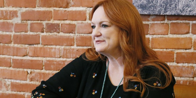 The Pioneer Woman' star Ree Drummond honors late mother-in-law