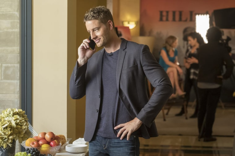 """Justin Hartley on """"This Is Us"""" season 3"""