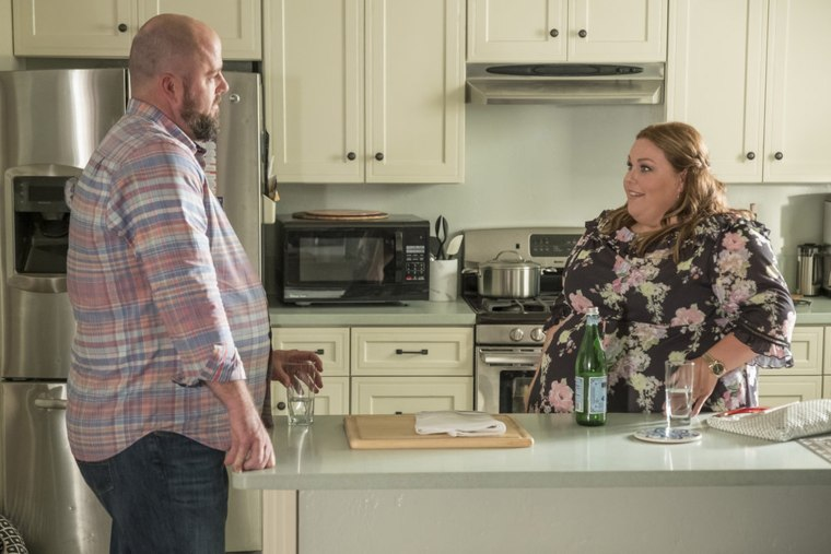 "Chris Sullivan and Chrissy Metz on ""This Is Us"" season 3"