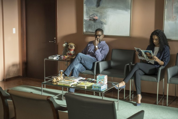 """Sterling K. Brown and Susan Kelechi Watson on """"This is Us"""" season 3"""