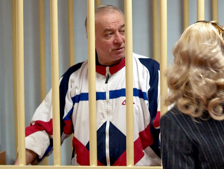 Image: Sergei Skripal in court
