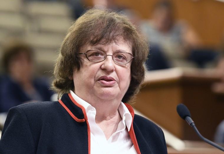 Image: New York state Attorney General Barbara D. Underwood