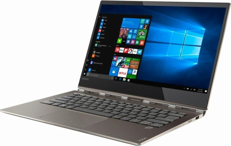 Best laptop for tech geeks: Lenovo Yoga 920
