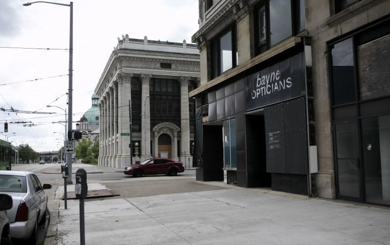 Image: Downtown Dayton, Ohio