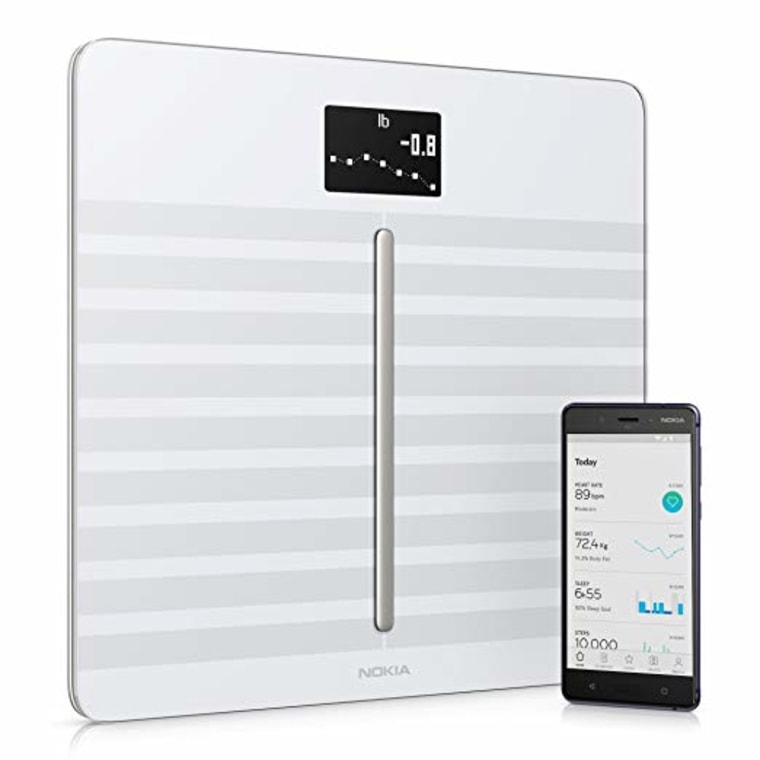 Best smart scale: Nokia smart scale