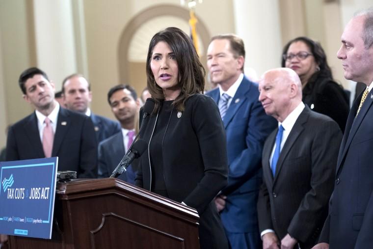 Image: Tax Reform Presser