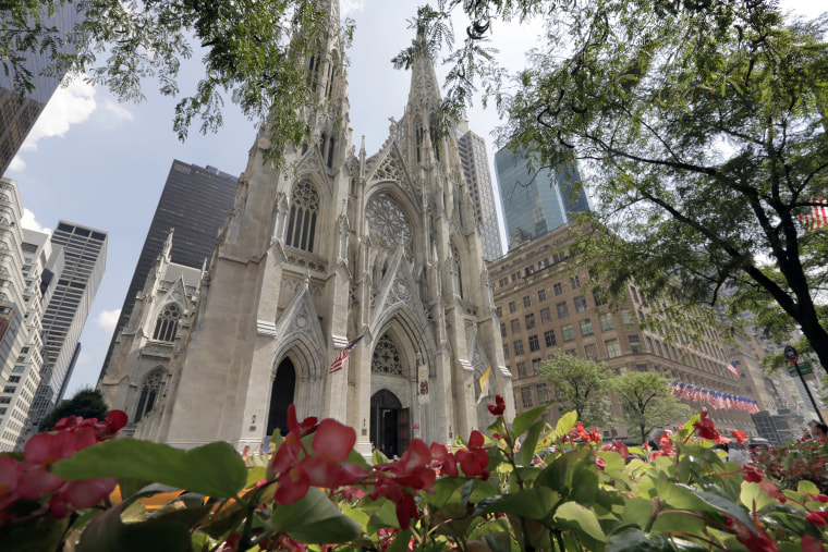 Image: St Patrick's Cathedral