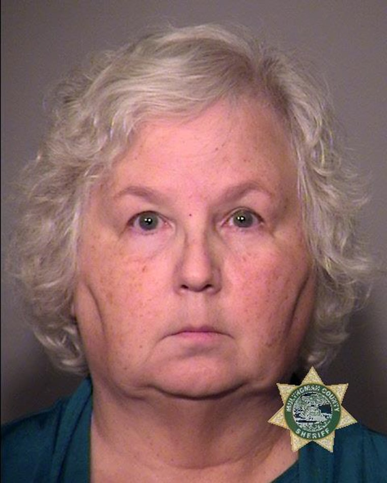 Image: Nancy L. Crampton-Brophy arrested for murder
