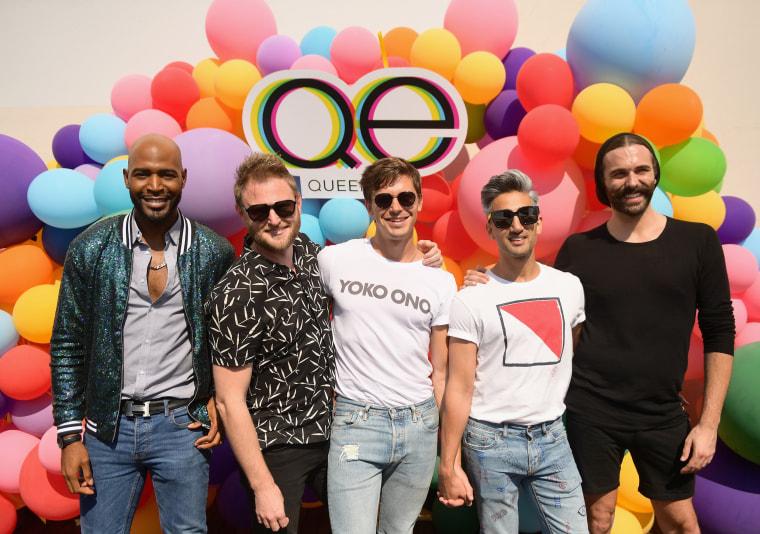 Image: Cast of Netflix's Queer Eye