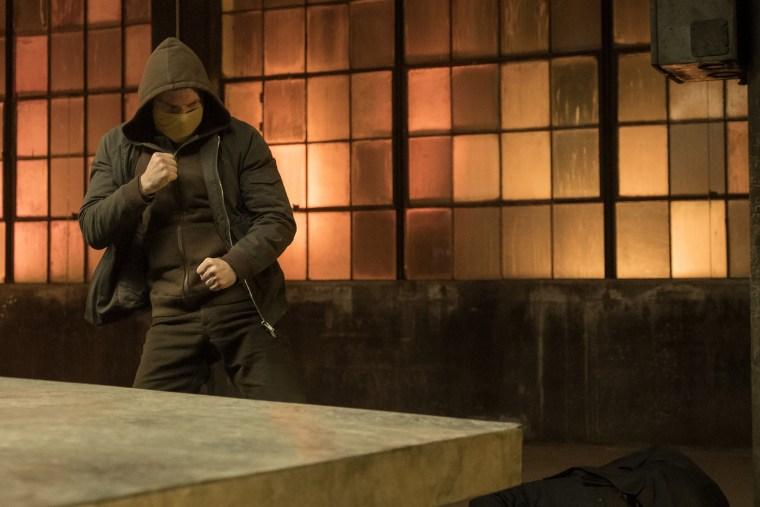 Finn Jones in Marvel's Iron Fist Season 2.