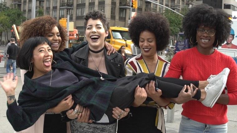 How hairstylist Mona Baltazar helps women love their curly hair