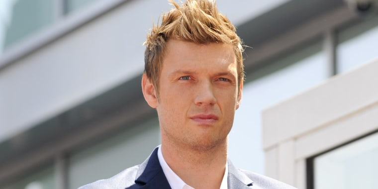 Nick Carter and wife Lauren