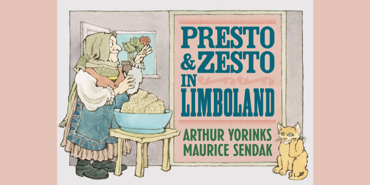 Maurice Sendak 'Presto and Zesto in Limboland'
