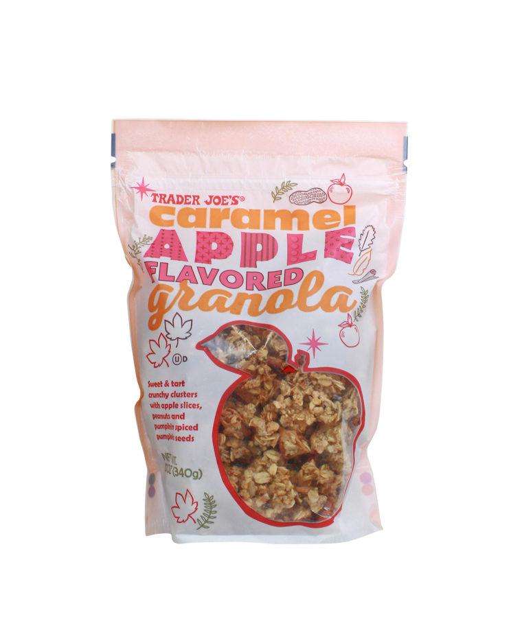 Trader Joe's Caramel Apple Granola
