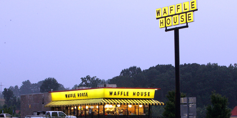 Waffle Houses closing due to hurricane