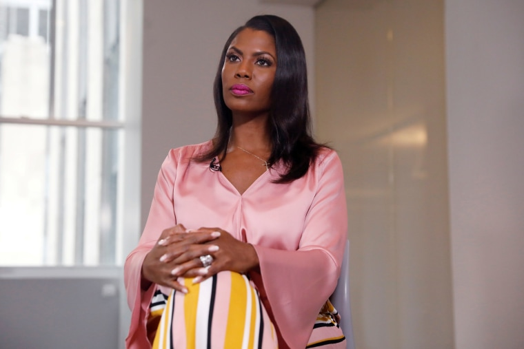 Omarosa alleges pay discrimination in Trump campaign: 'The numbers don't lie'
