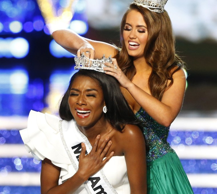 Who won miss america last year