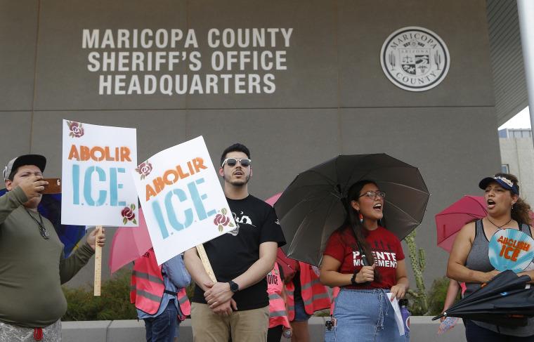 Image: Abolish ICE