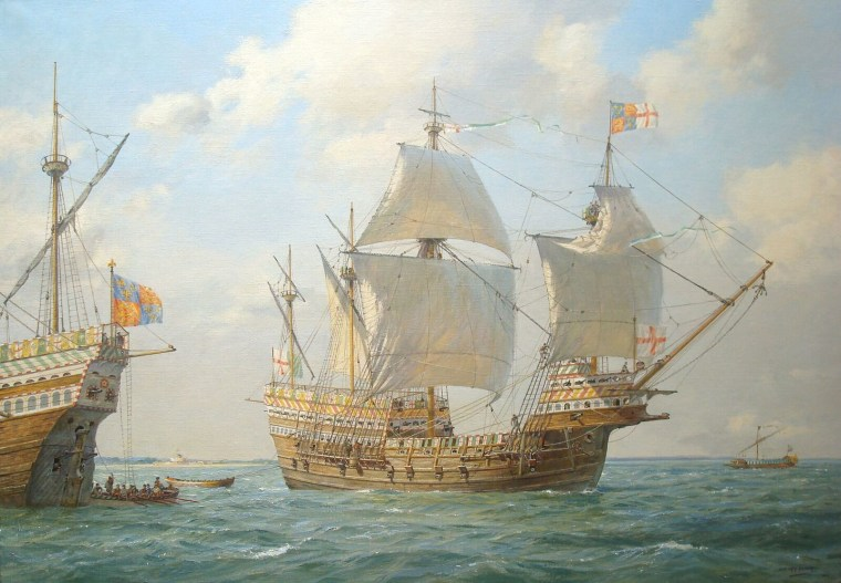 Image: The Mary Rose