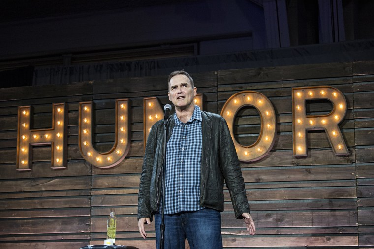 Image: Norm Macdonald in San Diego