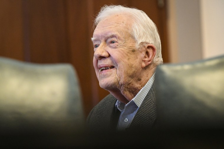 Jimmy Carter calls on Georgia GOP candidate to resign as ...