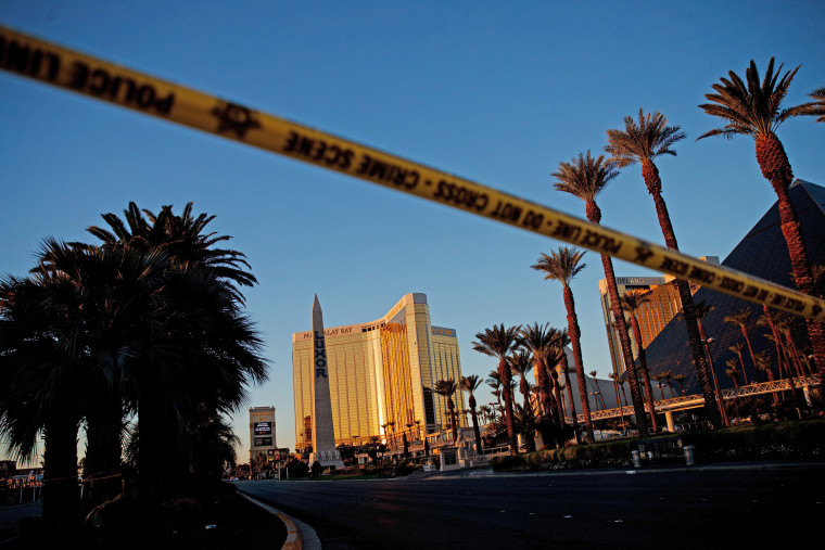 Image: Las Vegas Mourns After Largest Mass Shooting In U.S. History