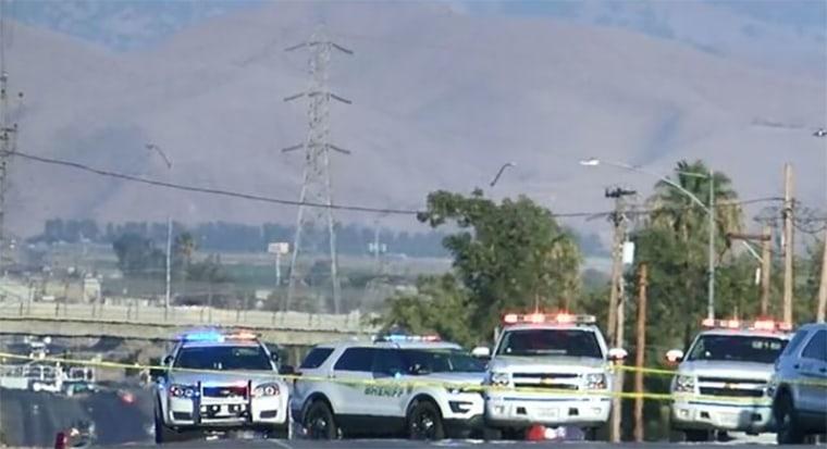 Image: Kern COunty Shooting, Bakersfield, CA