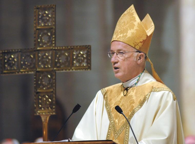 Image: The Rev. Michael J. Bransfield