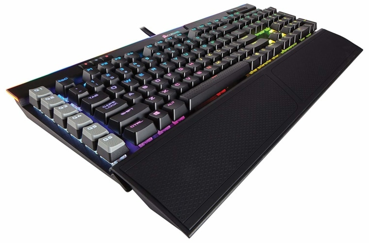 Best gaming gear: best gaming keyboard