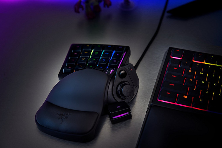 Best gaming gear: best gaming keypad, Razer keypad